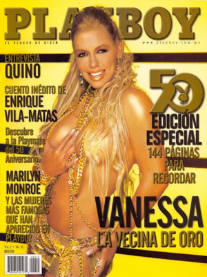Playboy Mexico - Jan 2004