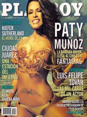 Playboy Mexico - April 2004