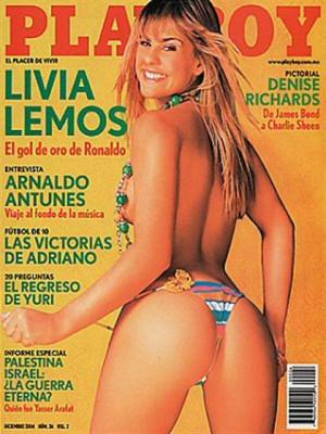 Playboy Mexico - Dec 2004