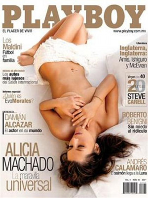Playboy Mexico - Feb 2006