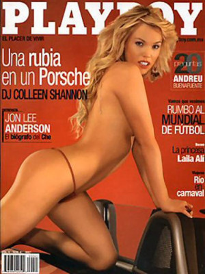 Playboy Mexico - March 2006