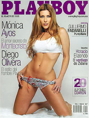 Playboy Mexico - Dec 2006