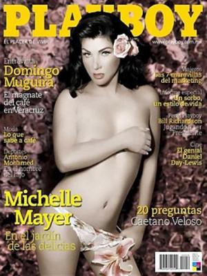 Playboy Mexico - Sep 2007