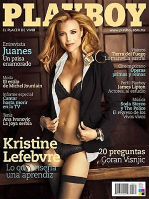 Playboy Mexico - Nov 2007