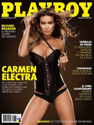 Playboy Mexico - March 2009