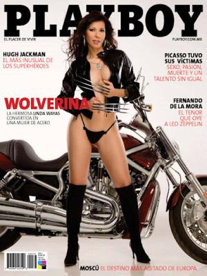 Playboy Mexico - April 2009
