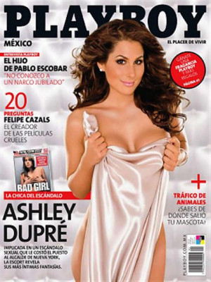 Playboy Mexico - June 2010