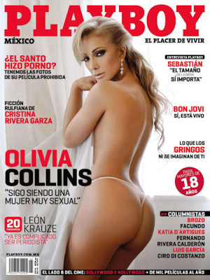 Playboy Mexico - Sep 2010