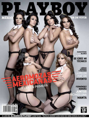Playboy Mexico - April 2011