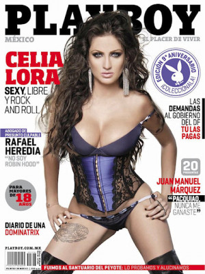 Playboy Mexico - Oct 2011