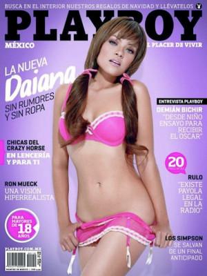 Playboy Mexico - Dec 2011