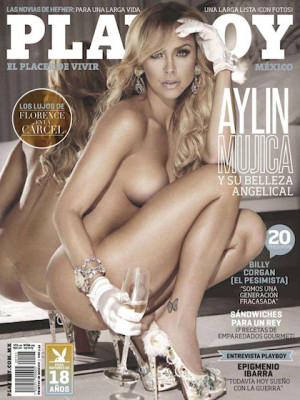 Playboy Mexico - March 2013