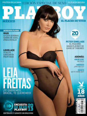 Playboy Mexico - Sep 2013