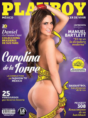 Playboy Mexico - April 2015