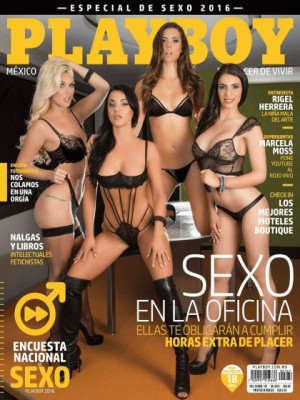 Playboy Mexico - Sep 2016
