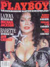 Playboy Netherlands - Mar 1989