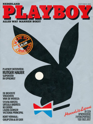 Playboy Netherlands - Oct 1982