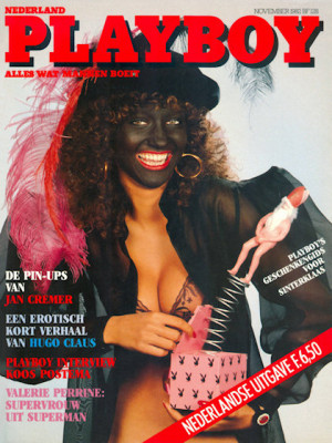 Playboy Netherlands - Nov 1982