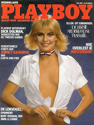 Playboy Netherlands - May 1983