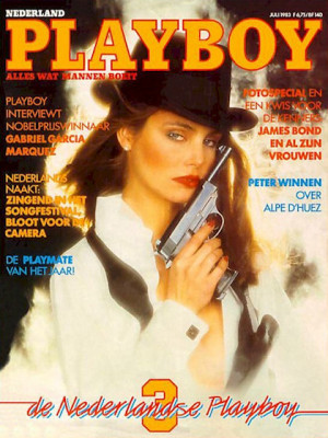 Playboy Netherlands - Jul 1983