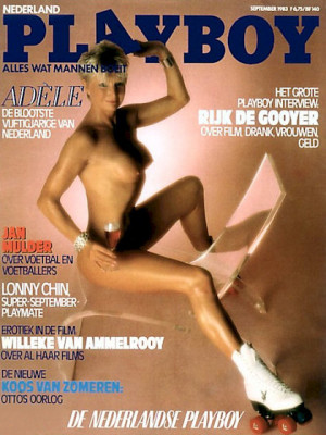 Playboy Netherlands - Sep 1983