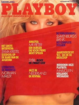 Playboy Netherlands - Nov 1983