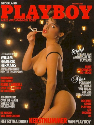 Playboy Netherlands - Dec 1983