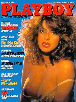 Playboy Netherlands - Feb 1984