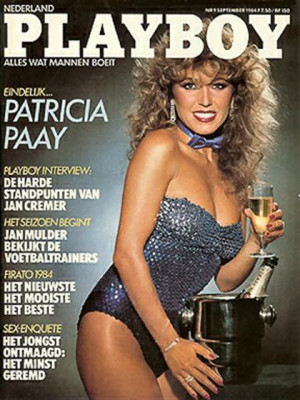Playboy Netherlands - Sep 1984