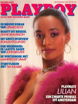 Playboy Netherlands - Oct 1984