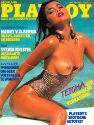 Playboy Netherlands - Jun 1985