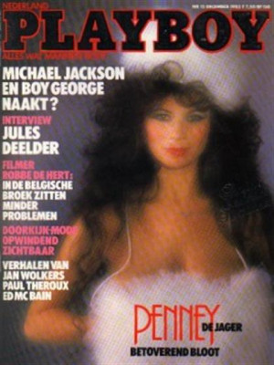 Playboy Netherlands - Dec 1985