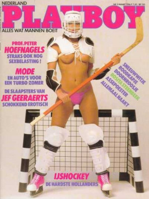 Playboy Netherlands - Mar 1986