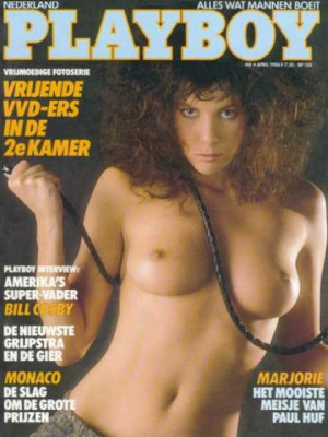 Playboy Netherlands - Apr 1986