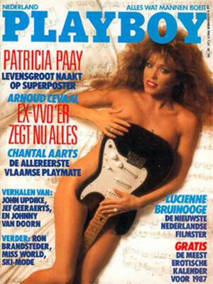 Playboy Netherlands - Nov 1986
