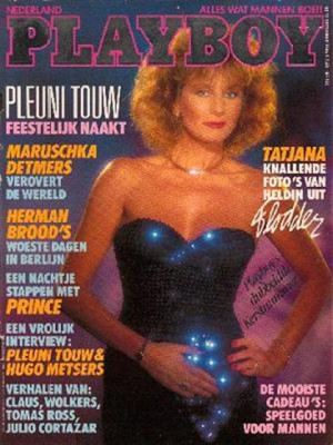 Playboy Netherlands - Dec 1986