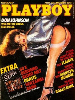 Playboy Netherlands - Jan 1987