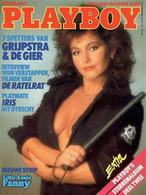 Playboy Netherlands - Feb 1987