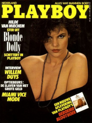 Playboy Netherlands - Mar 1987