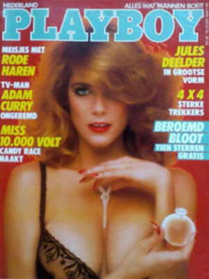 Playboy Netherlands - Apr 1987