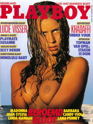 Playboy Netherlands - Jun 1987