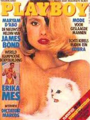 Playboy Netherlands - Sep 1987
