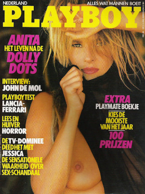 Playboy Netherlands - Nov 1987