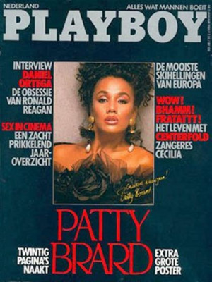 Playboy Netherlands - Jan 1988