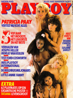 Playboy Netherlands - May 1988
