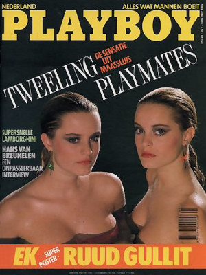 Playboy Netherlands - Jun 1988