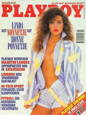 Playboy Netherlands - Jul 1988