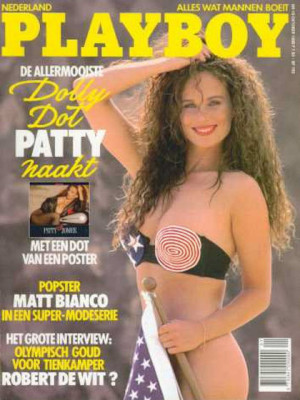 Playboy Netherlands - Oct 1988