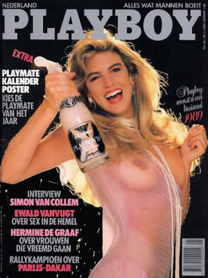 Playboy Netherlands - Jan 1989