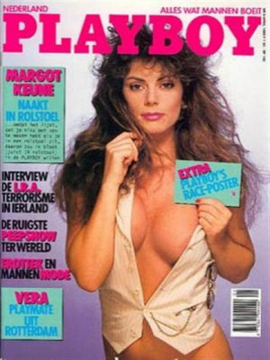 Playboy Netherlands - Apr 1989